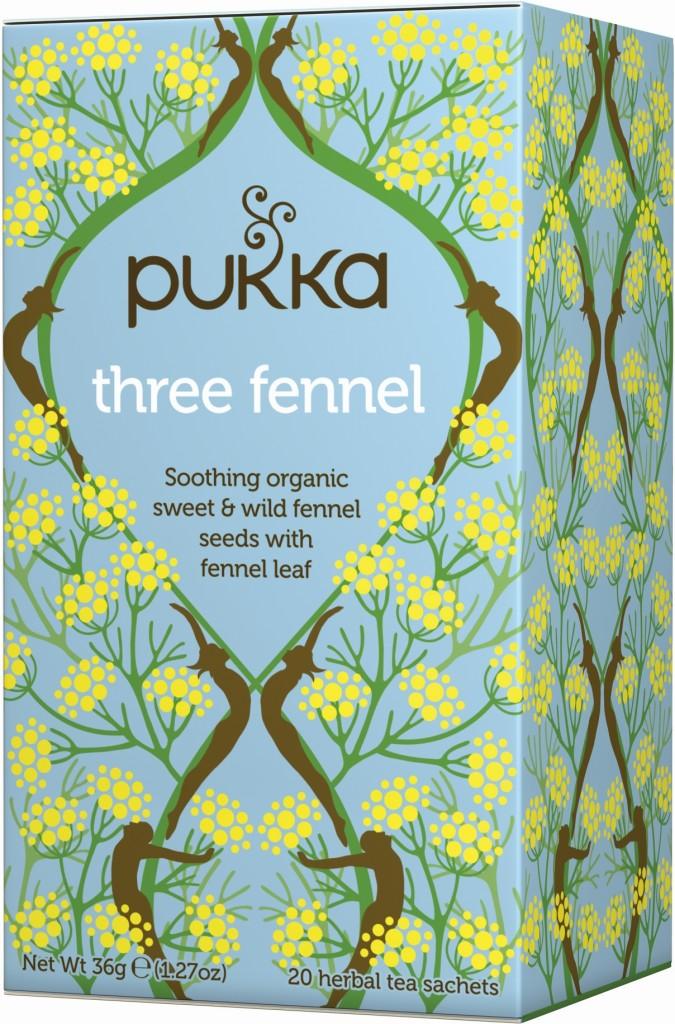 Three Fennel